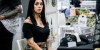 Италия: прошла конференция татуировки и боди-арта