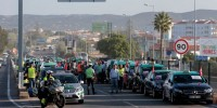 Португалия: хаос на дорогах