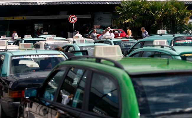 Португалия: таксисты-спекулянты
