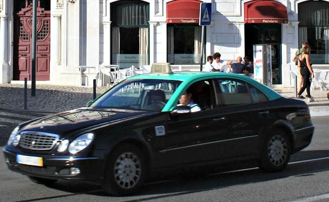 Португалия: таксисты - протестуют