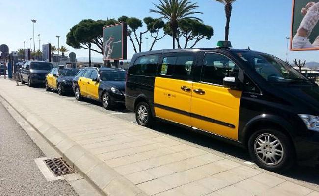Испания: таксисты Барселоны грозят новой забастовкой