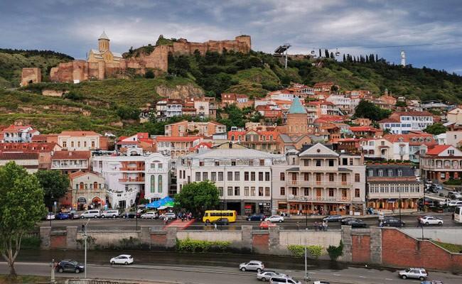 Город Тбилиси объявлен Всемирной столицей книги 2021 года