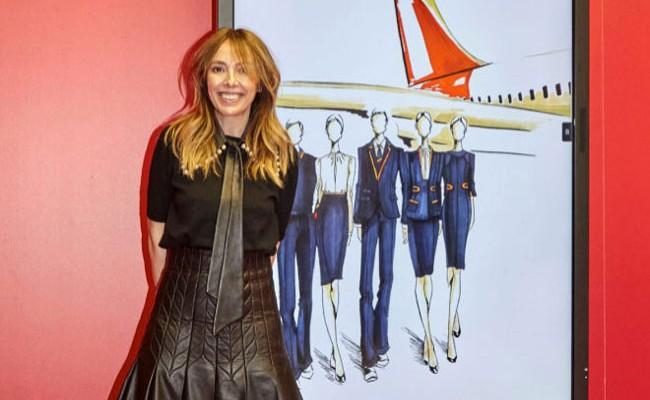 Испания: женщина разработает форму для авиакомпании Iberia