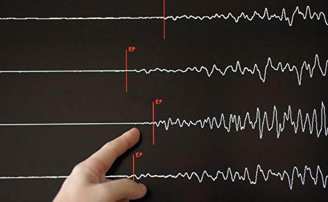 Землетрясение произошло у берегов Греции