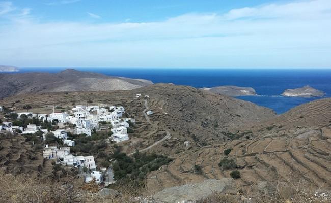 Русские Дни на греческом острове Тинос