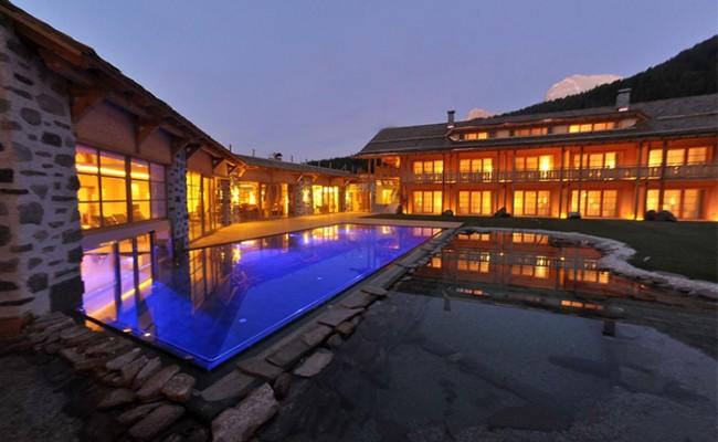 В Итальянских Альпах открылся антиаллергенный отель