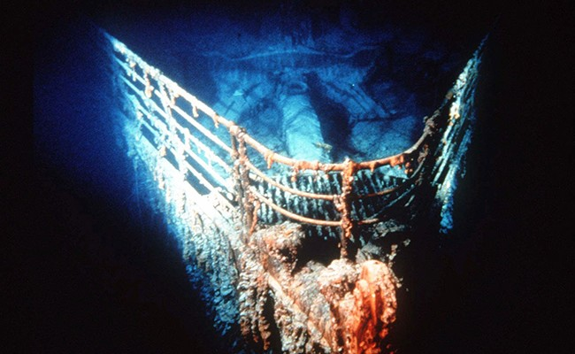 Туристы смогут посмотреть назатонувший «Титаник» за $105 тыс