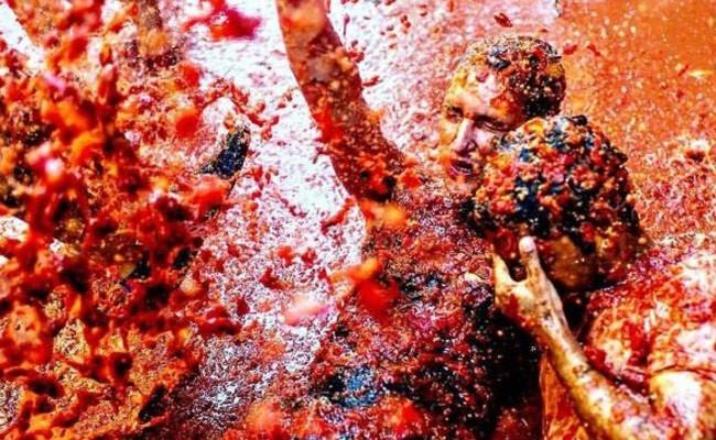 Португалия: в Альмериме пройдет «Помидорная битва»