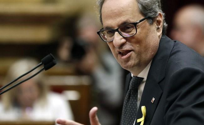 Испания: главе Каталонии грозит штраф