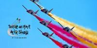 Испания: авиашоу в Торре-дель-Мар