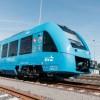 Первый в мире поезд на водородном топливе