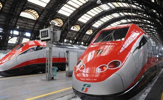 Итальянец остановил поезд, чтобы успеть на конференцию