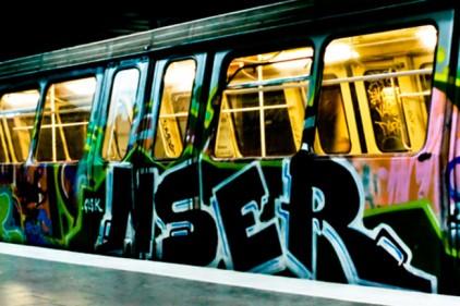 Задержана банда граффитистов в Испании