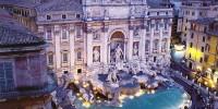 Италия: туристы набросали 1,5 млн долларов в фонтан Треви