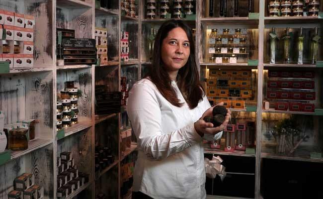 Испания: первый магазин трюфелей в Мадриде