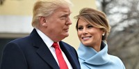 Трамп подарит Макрону обивку стула из Белого дома