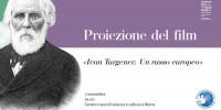Италия: фильм «Иван Тургенев. Русский европеец» в РЦНК