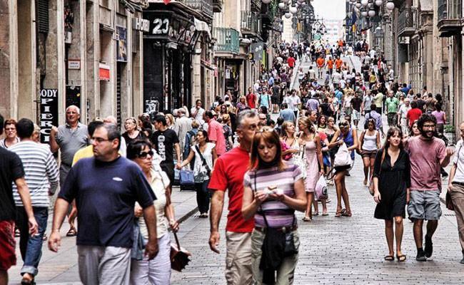Испания: туристы не жалеют денег