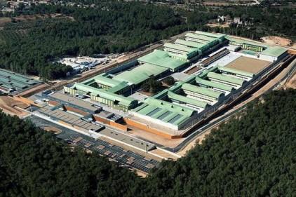 Испания: под Таррагоной открыли тюрьму класса «люкс»
