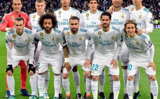 «Реал» признан лучшим клубом Европы