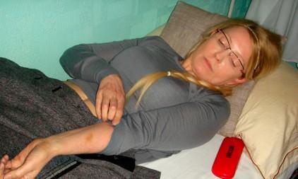 Характер травм у Тимошенко противоречит ее словам об избиении