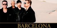 Испания: U2 выступит в Барселоне
