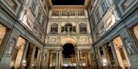 Италия: Галерея Уффици будет открыта по вечерам