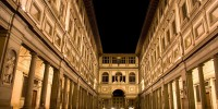 Италия: мышь едва не устроила пожар в Галерее Уффици