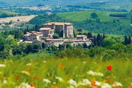 Италия: продается замок принцев флорентийского семейства