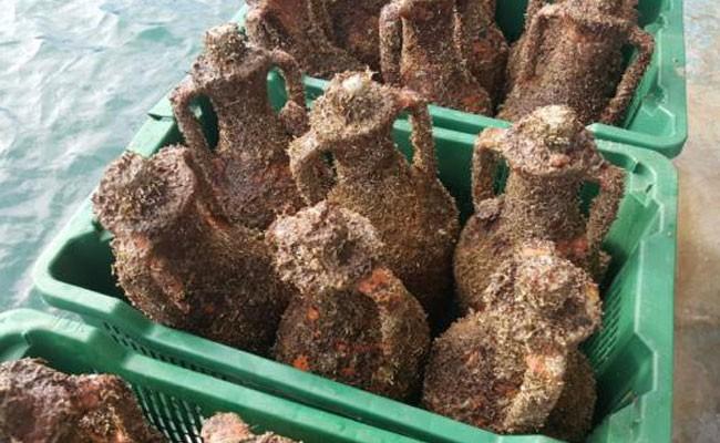 Испания: в Бискайском заливе работает подводная винодельня