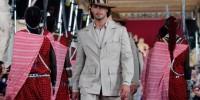 Во Флоренции открылась выставка мужской моды