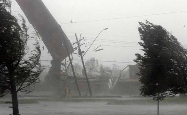 При урагане в Италии пострадали десять человек