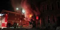 Дети погибли при пожаре в детском саду в США