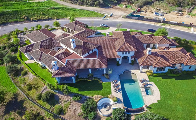 Бритни Спирс избавилась от дома в США