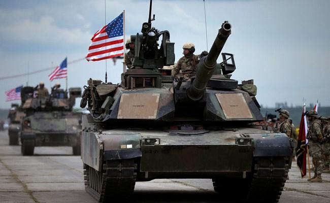 США увеличивает военное развертывание в Испании