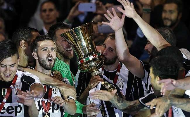 «Ювентус» стал обладателем Кубка Италии в 12-й раз