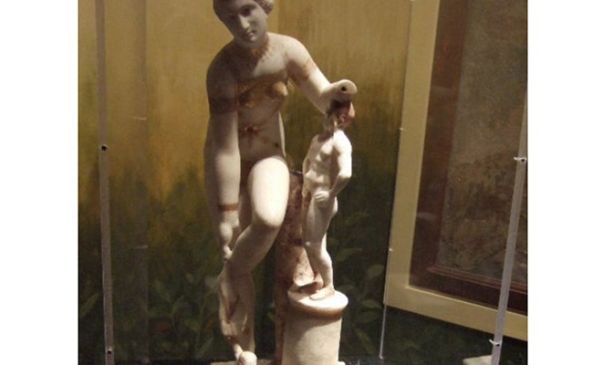 Италия: День Женщины в Помпеях
