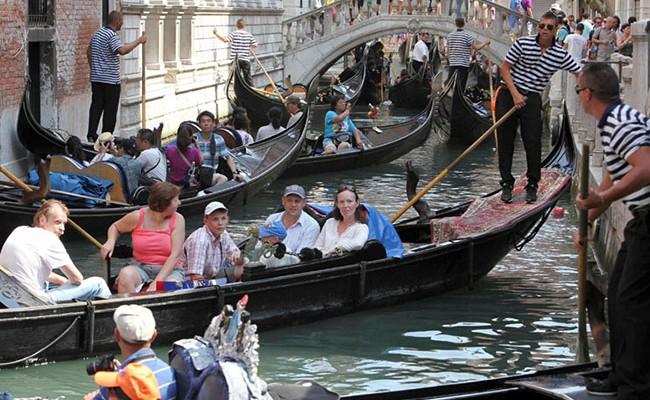 В Венеции начинают дежурства «дружинники хороших манер»