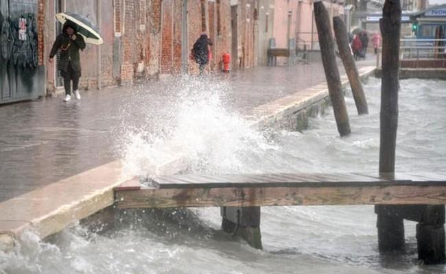 Непогода в Италии