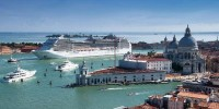 Власти Венеции запретят круизным лайнерам заходить в город