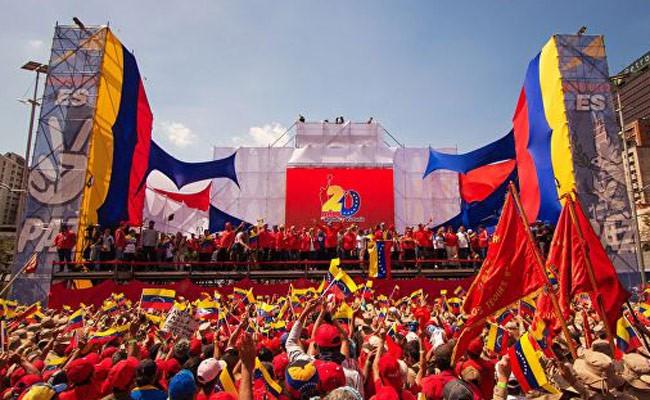 В Италии высказались против вмешательства в дела Венесуэлы