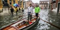 Италия: в Венеции отложено введение налога с однодневных туристов