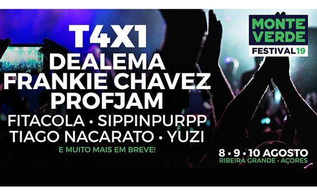 Португалия: фестиваль Монте-Верде