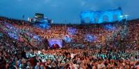 Юбилейный 90-й оперный фестиваль Arena di Verona открывается в Италии