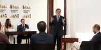 Португальские предприниматели - на выставке в России