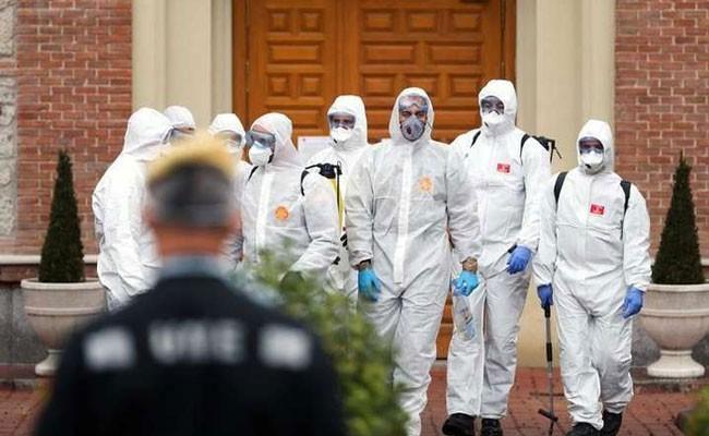 В Испании продлили режим повышенной готовности из-за коронавируса