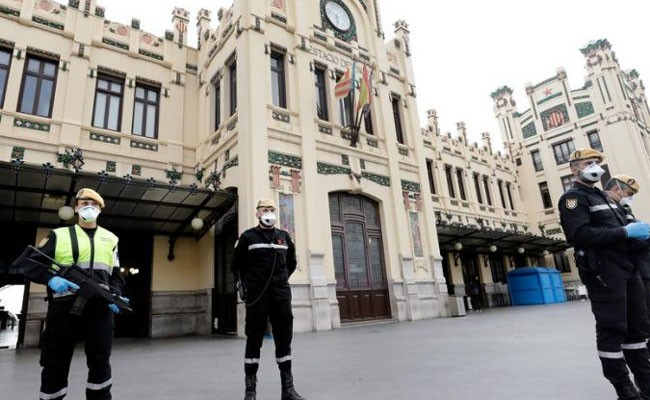 Испания ввела самые жесткие меры карантина в Европе