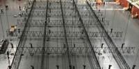 Португалия: в Лиссабоне начали монтаж сцены Евровидения