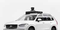 Volvo и Uber представляют беспилотный автомобиль