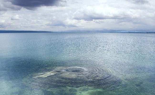 Раскрыта загадка самого гигантского вулкана на Земле